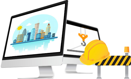 Contracting & Trading Professional Website Design