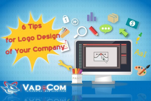 6 Tips for Logo Design of Your Company