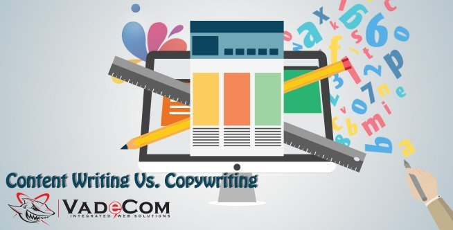 Is There A Real Difference Between Copywriting and Content Writing?