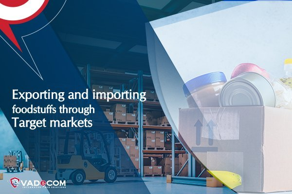 Exporting and importing foodstuffs through perfect markets