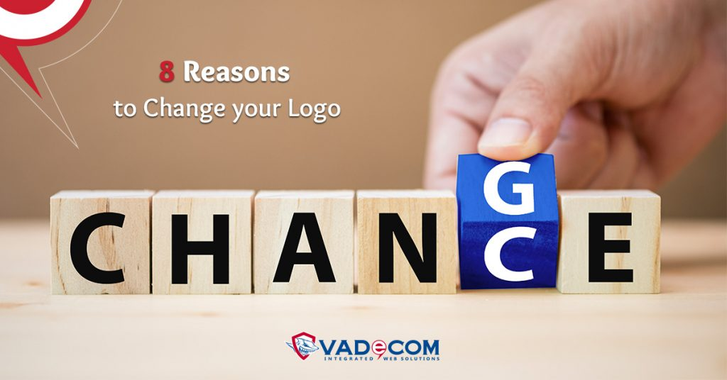 8 Reasons to change your logo