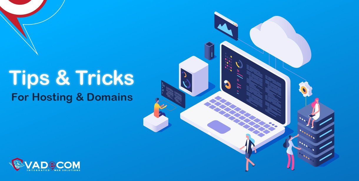 Tips and Tricks for hosting and domains
