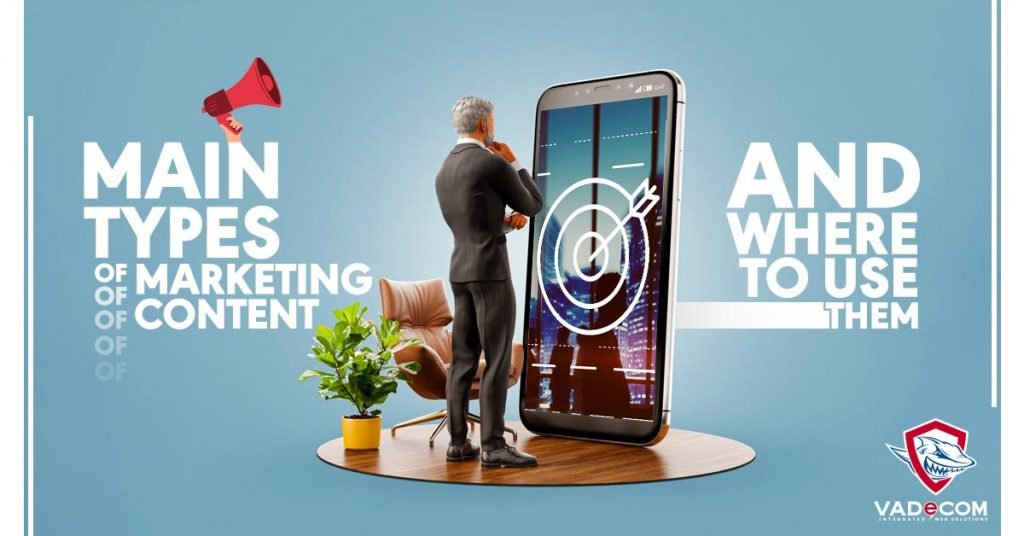 Main Types Of Marketing Content