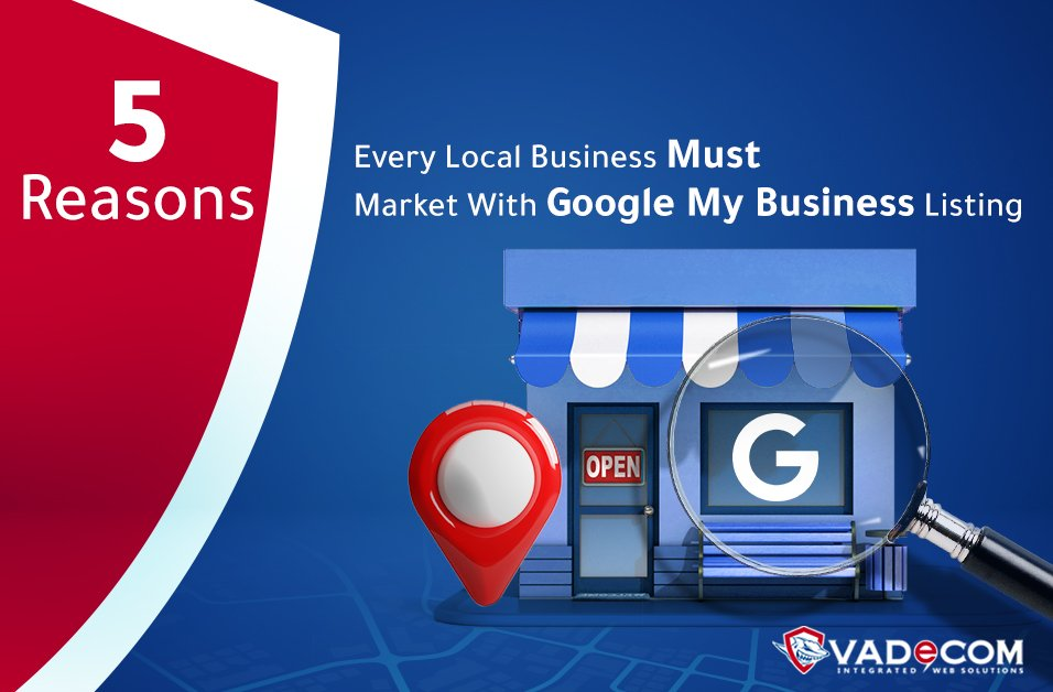 Google My business service and it's importance for promoting your location