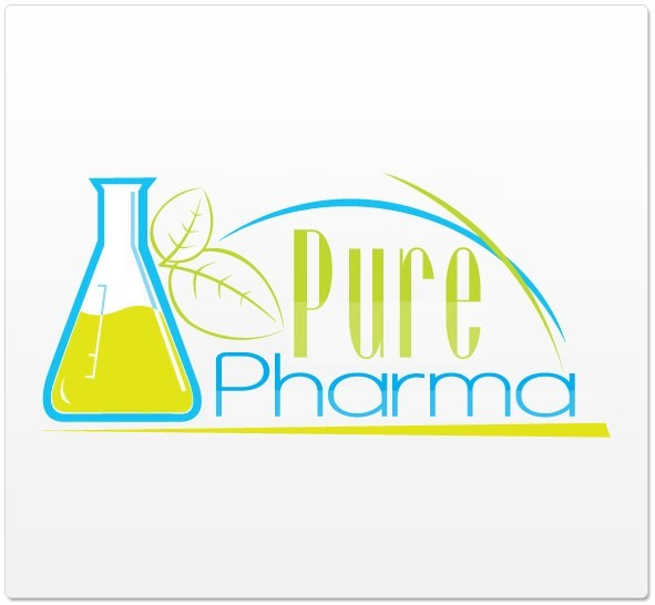 Logo Design Pure Pharma