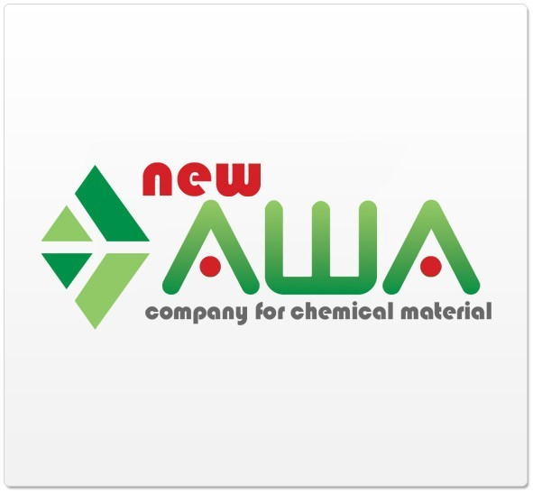 Logo Design AWA Company For Chemical Material