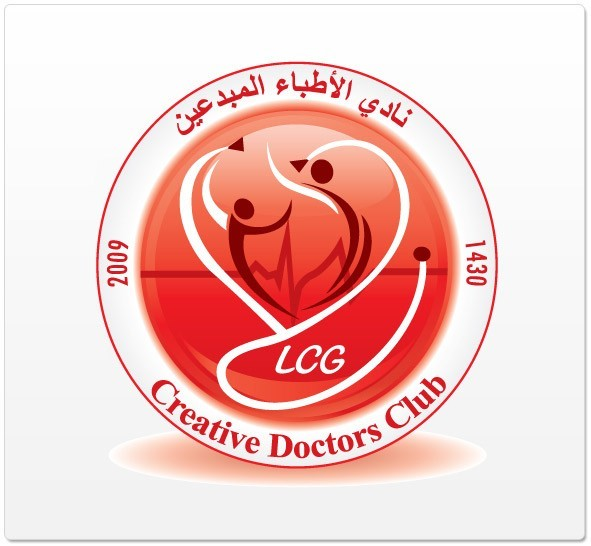 Logo Design Creative Doctors Club