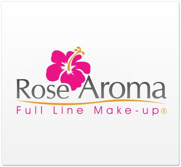 logo design rosearoma