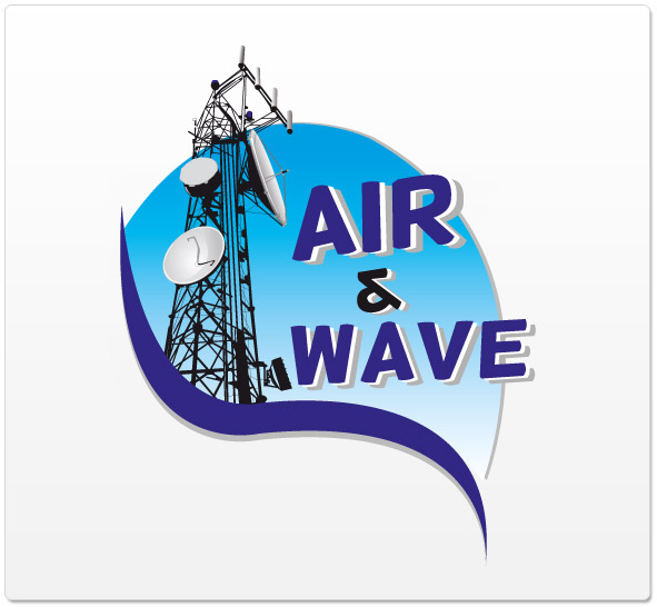Professional logo design for air and wave