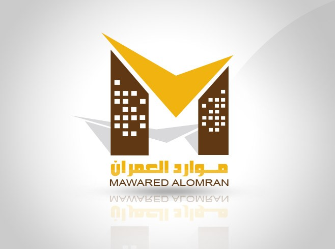 logo design Mawared Alomran