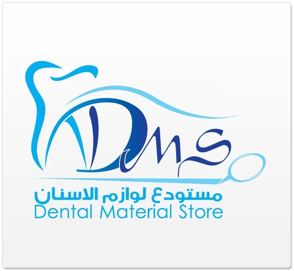 Logo Design Dental Material Store