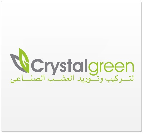 logo design crestal green